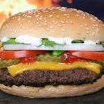 Hamburger von JOBA Eventagentur