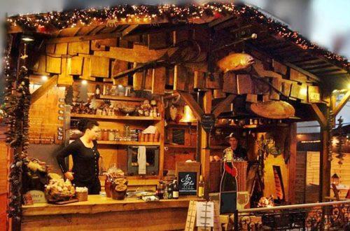 Schönster Weihnachtsmarktstand PLatz 1