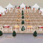 Grosser Firmen Weihnachtsmarkt zum Festpreis