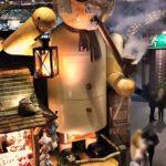 Riesen Räuchermaännchen mieten für Weihnachtsfeier
