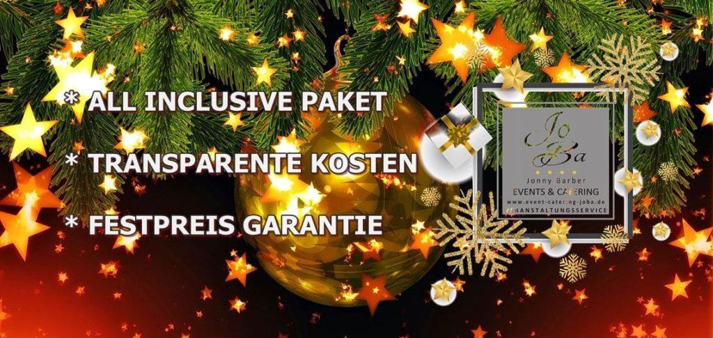 Kompletter Weihnachtsmarkt all inklusive Paket
