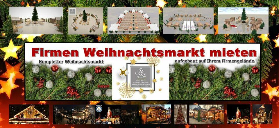 Weihnachtsmarkt mieten deutschlandweit