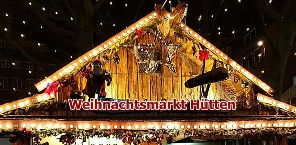 Weihnachtsmarkt mieten